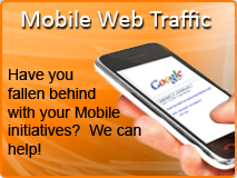 Mobile Site Traffic